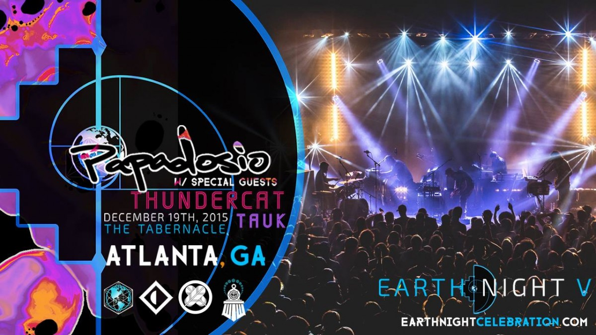 PAPADOSIO  ANNOUNCES ARTIST SUPPORT AND NON-PROFIT PARTNERS FOR THEIR  5TH ANNUAL EARTH NIGHT CELEBRATION