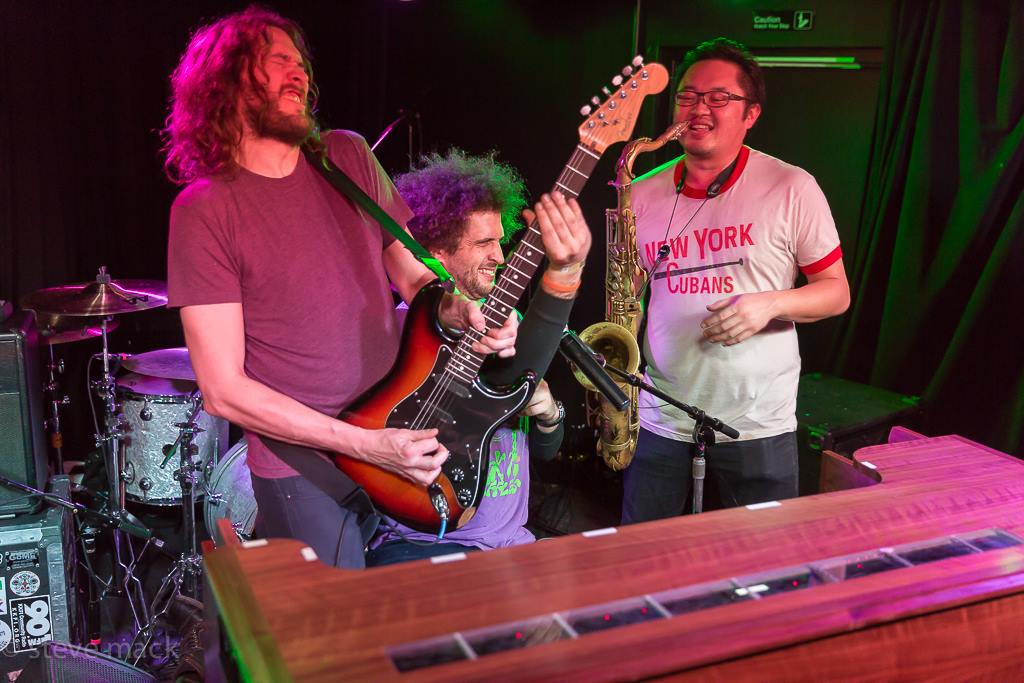 Andy Frasco & The UN Review The Woodlands Tavern Feb. 21, 2016