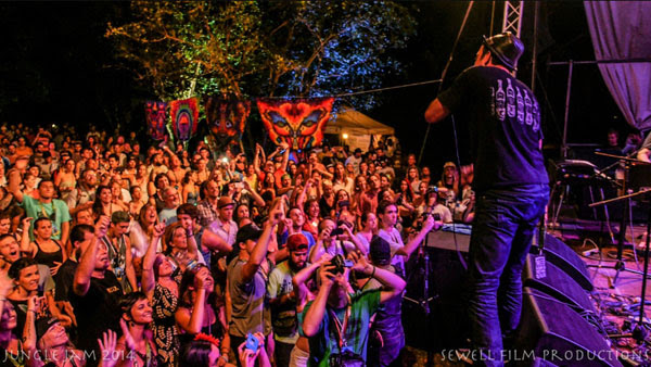 Jungle Jam Returns to Hotel Doce Lunas in Beautiful Jaco, Costa Rica March 11-13, 2016!