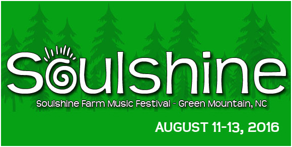 Soulshine Farm Music Fest 2016 Dates Have Been Announced!