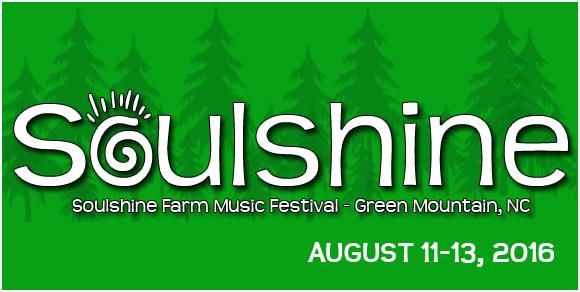 Soulshine Farm Music Fest 2016 Dates Have Been Announced!