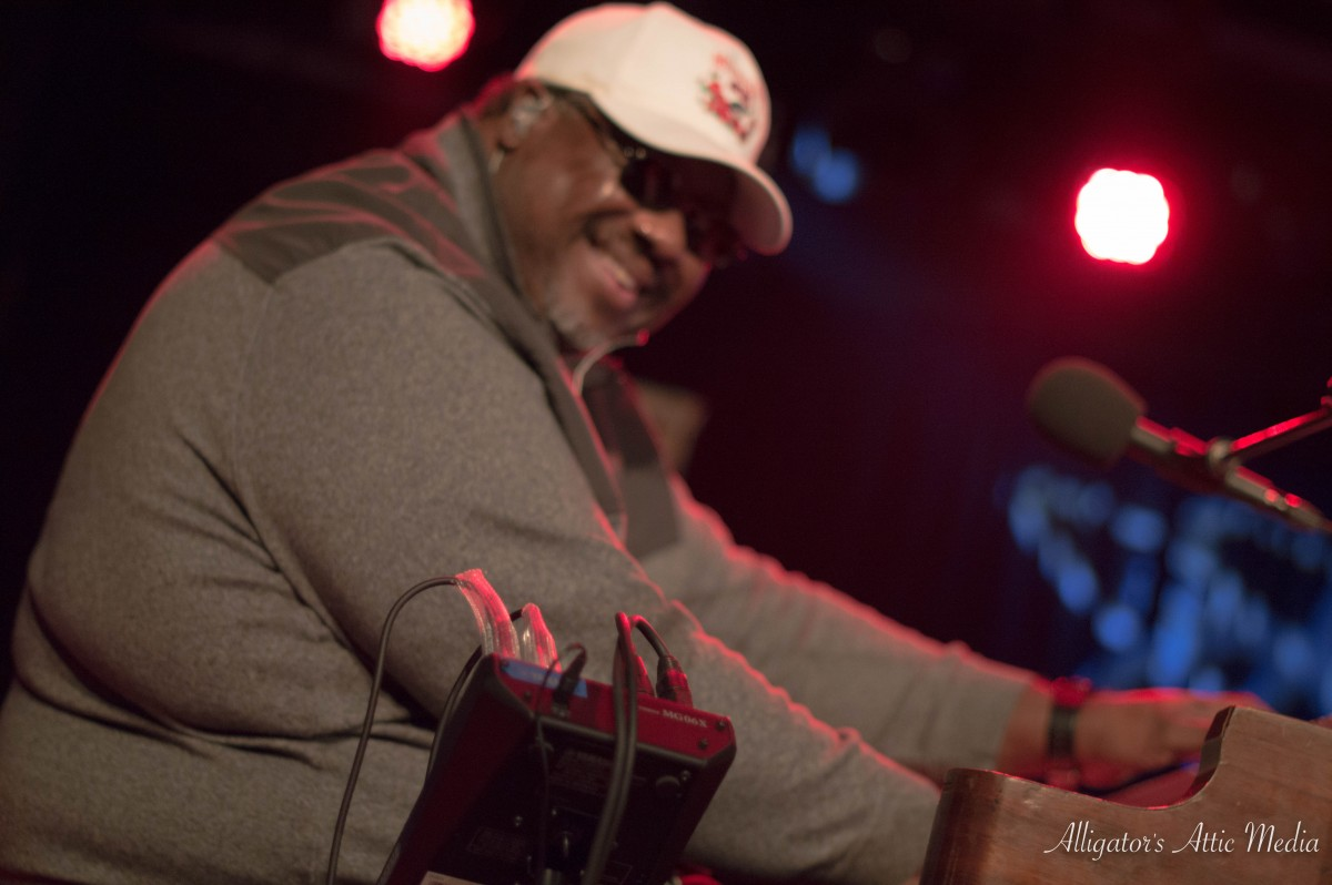 Melvin Seals and JGB 2.25.16 at Soundstage in Baltimore, MD