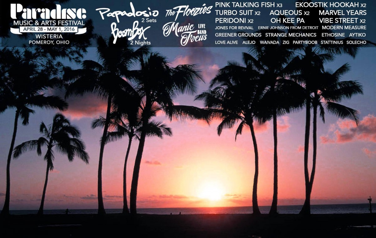 Paradise Music and Arts Festival Preview