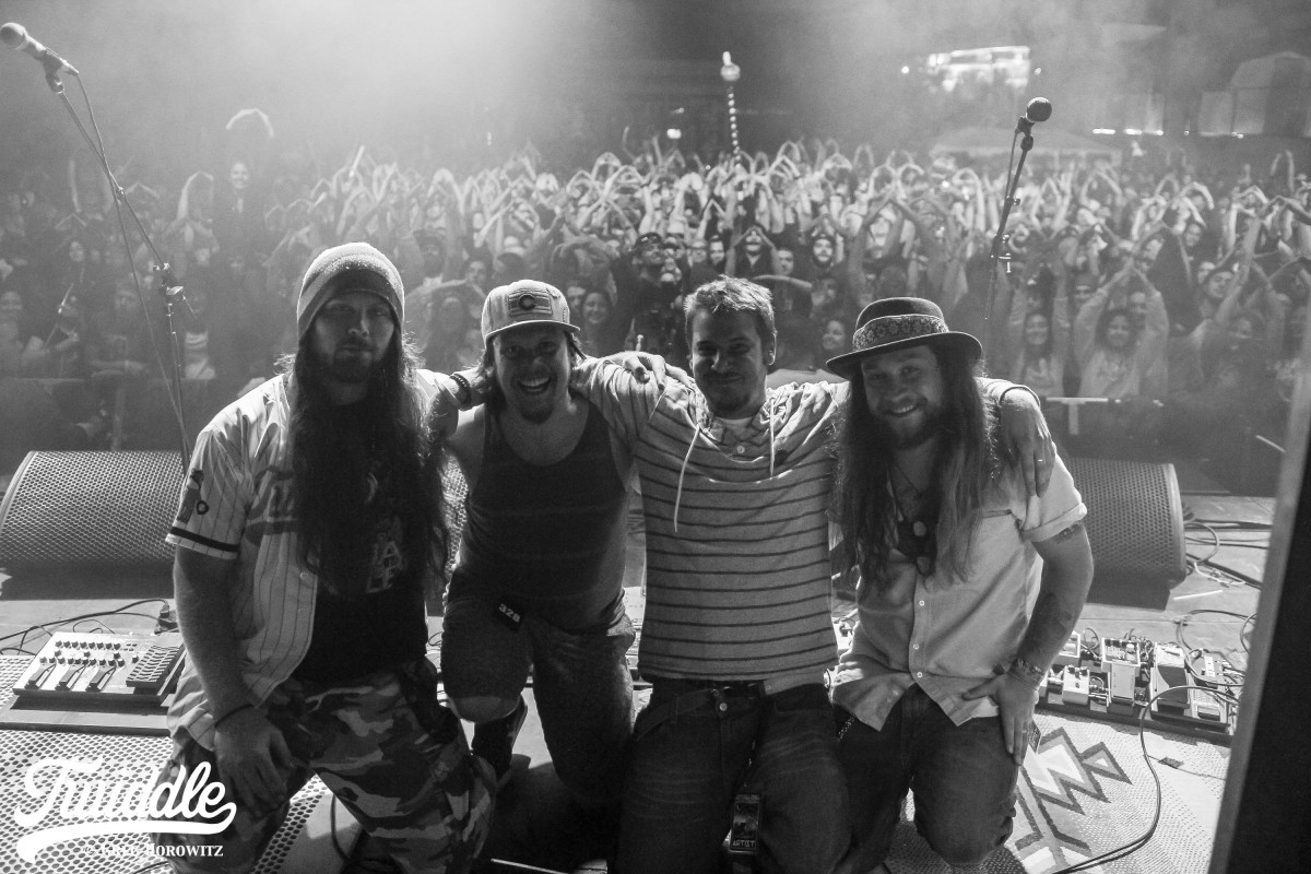 Issue 49: Exclusive Interview with Twiddle