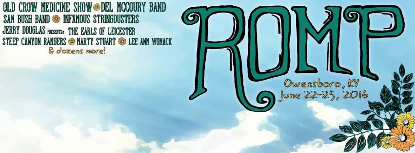 ROMP Festival Preview June 22-25, 2016