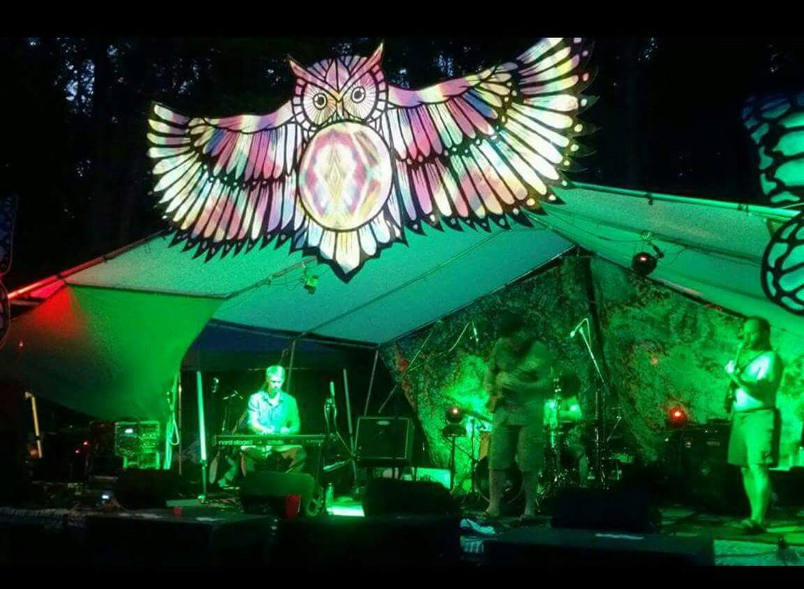 Bless the Woods Festival Review, June 9-13, 2016 in Fairplay, MD