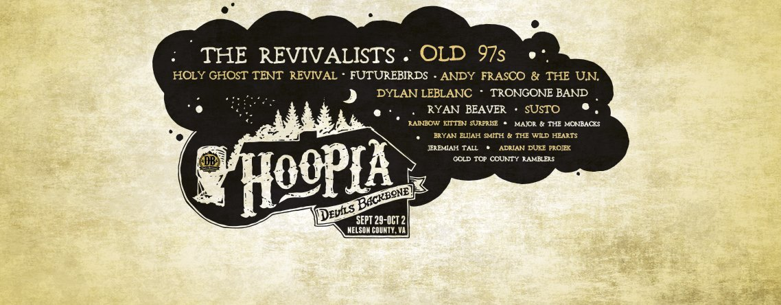 Devils Backbone Hoopla Final Music & Adventures Lineup Announced