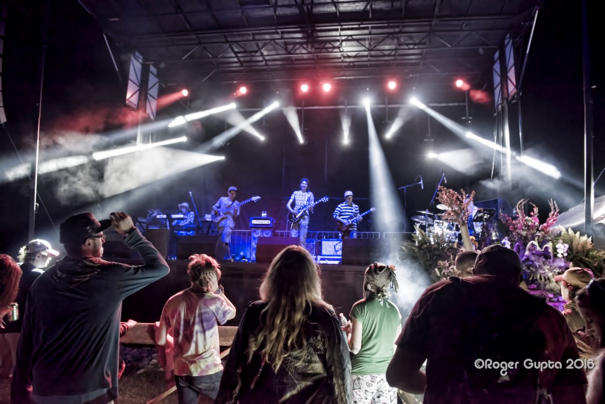 Paradise Music and Arts Festival Review: April 29-May 1, 2016, Pomeroy, OH