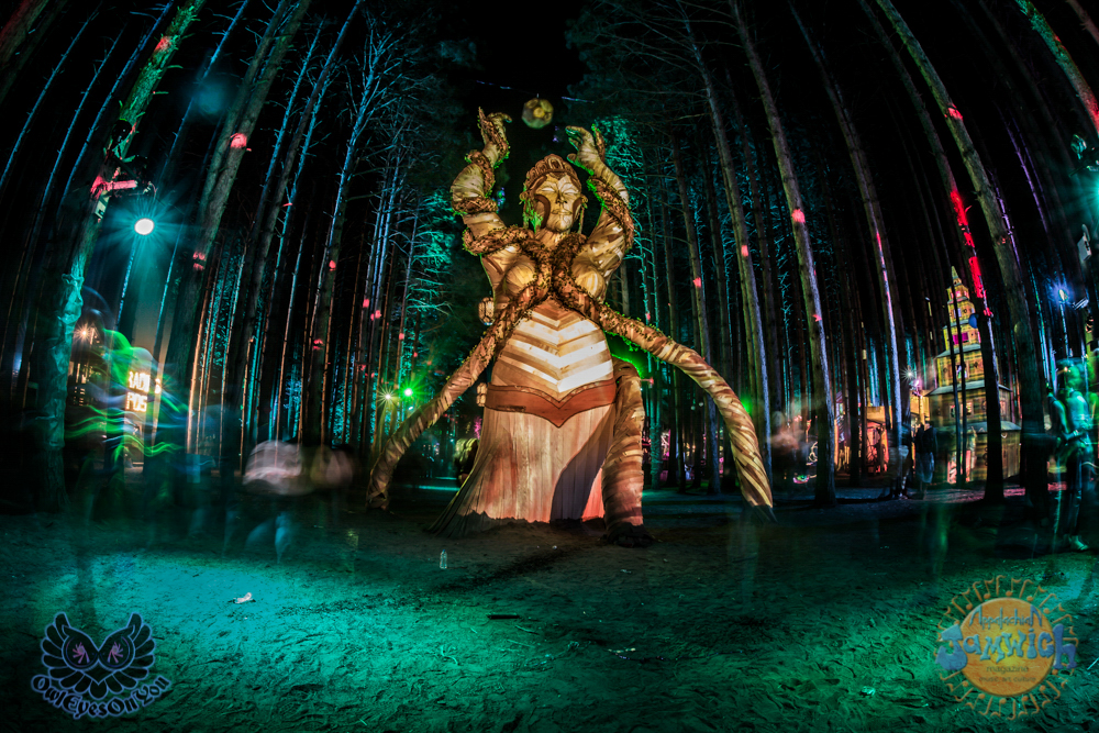 Electric Forest Festival Review, June 23-26, 2016, Rothbury, MI
