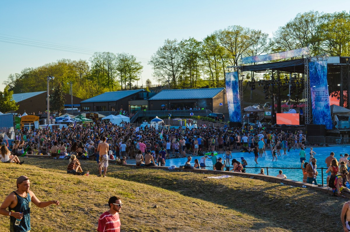 Camp Bisco Review: July 14-16, 2016, Scranton, PA