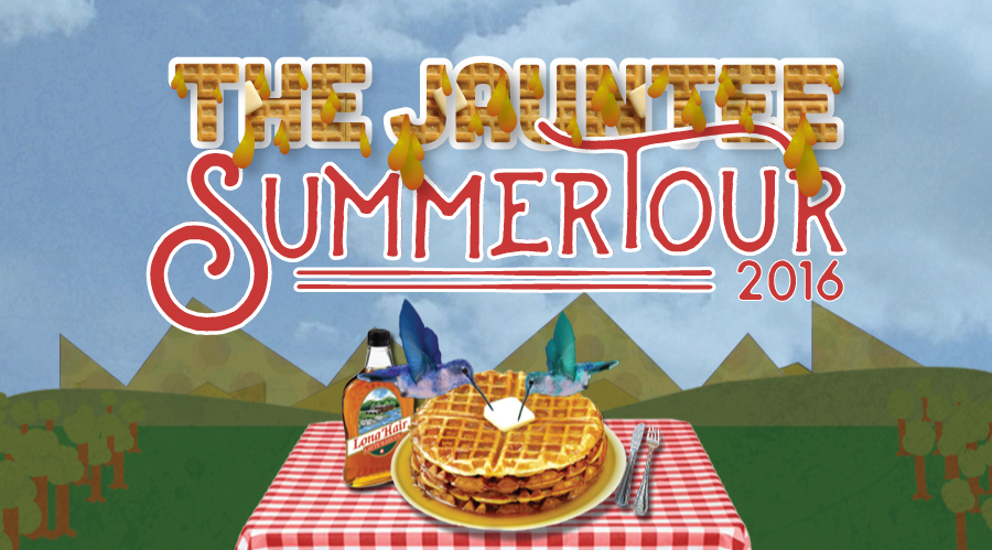 The Jauntee Announces Summer Tour 2016