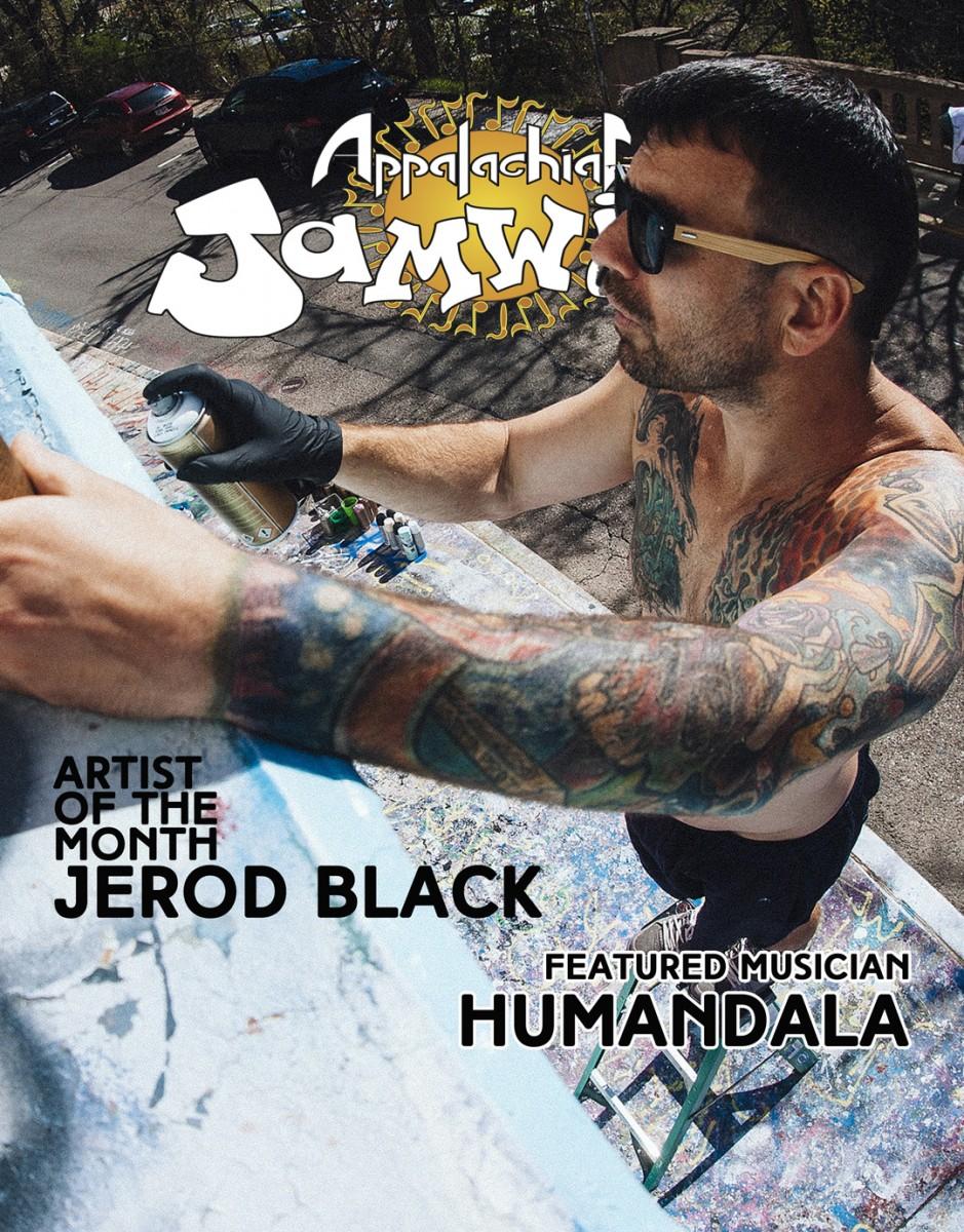 Appalachian Jamwich Issue 52