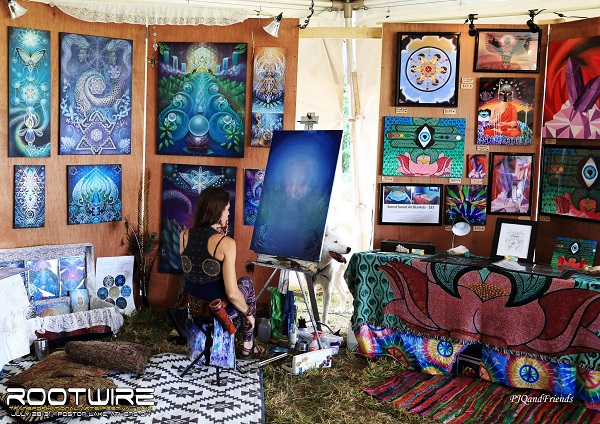 Rootwire Transformational Arts Festival 2016 Review