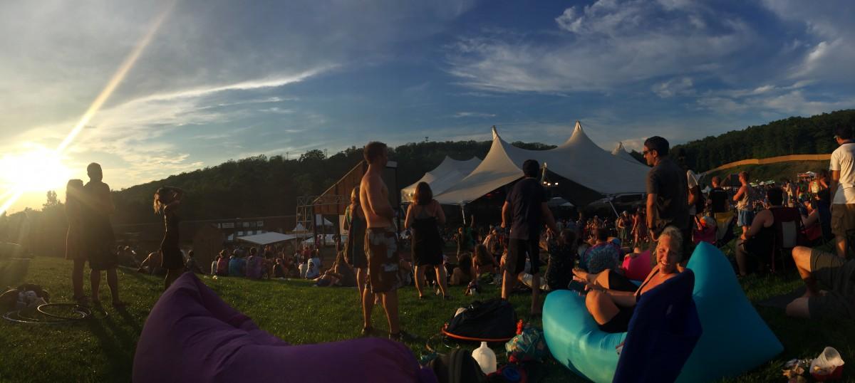 Peach Festival Review: Aug 11-14, 2016, Scranton, PA