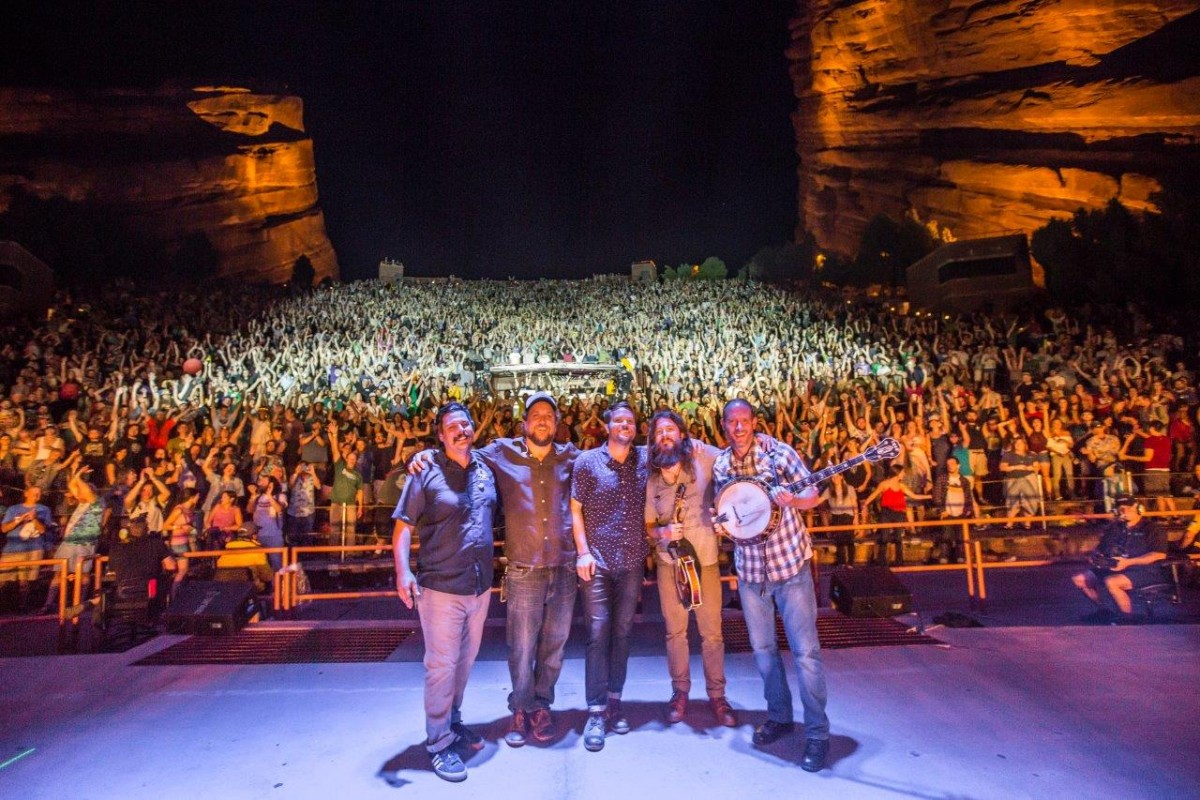 Greensky Bluegrass Announces Winter Tour 2016