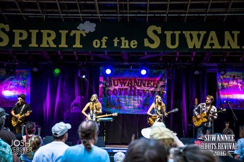 Suwannee Roots Revival Review, Oct 13-16, 2016, Live Oak, FL