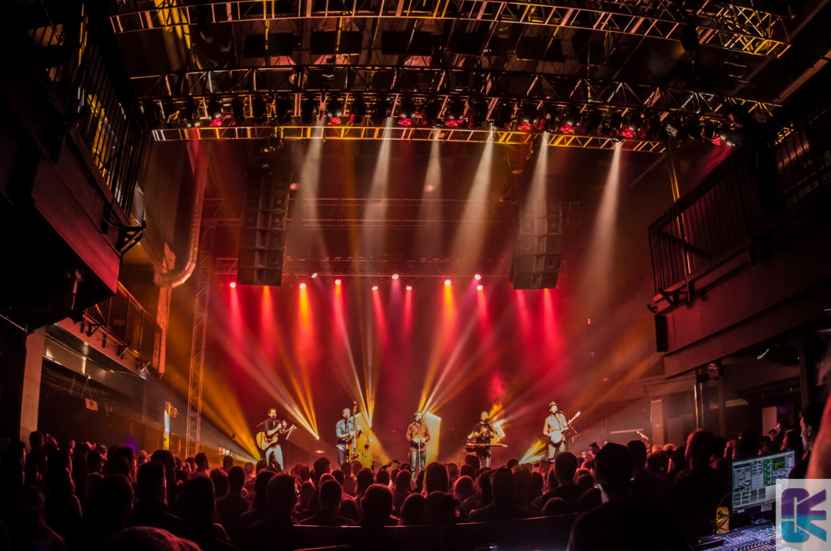 Show Review: The Infamous Stringdusters, 11.19.2016, Baltimore, MD