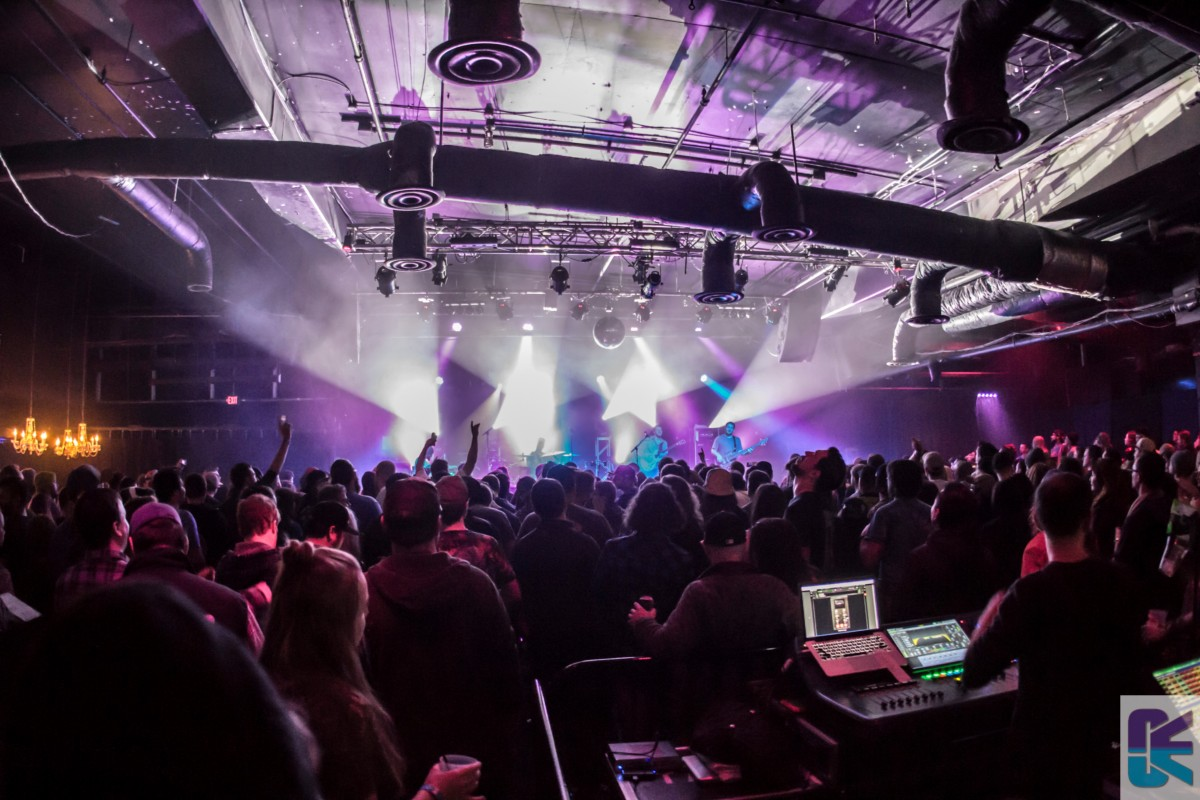 Show Review: TAUK, Consider the Source, Deaf Scene 12.2.16 Baltimore, MD