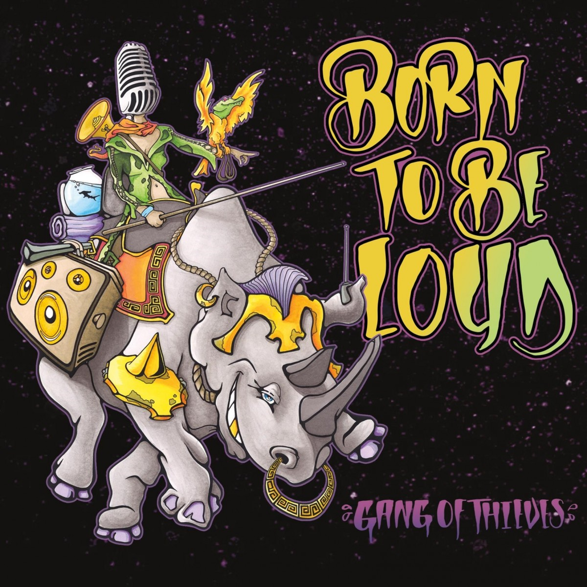 Album Review: Gang of Thieves, Born To Be Loud