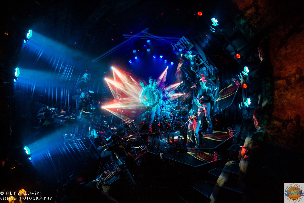 Strange Machines and Escaper Rock DROM in NYC