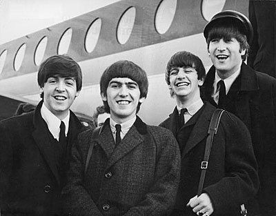 53 Years Ago Today, Beatles Landed in America For the First Time