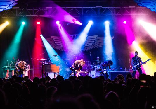 Grace Potter & Higher Ground Announce 2017 Grand Point North Music Festival