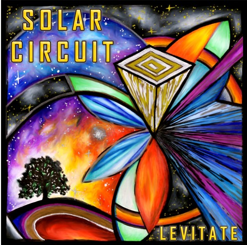 Album Review: Solar Circuit, Levitate