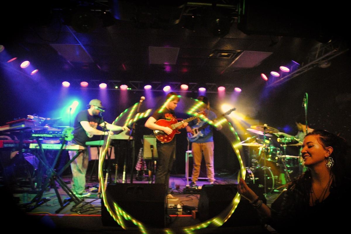 Show Review: Broccoli Samurai & ELM-Electric Love Machine at Blue Fox 3.11.17
