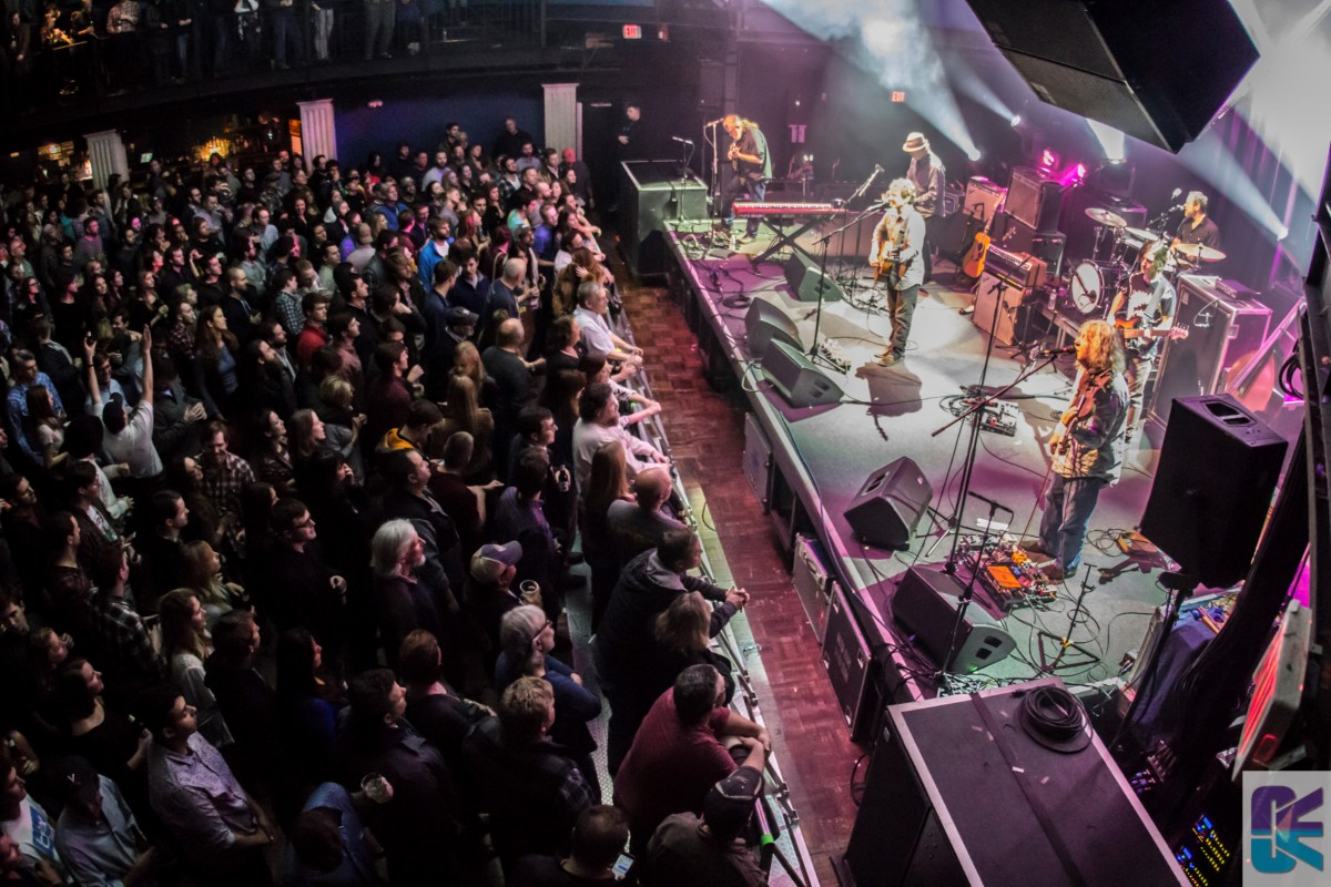 Show Review: Railroad Earth w.Cris Jacobs March 10-11, 2017 at 9:30 Club