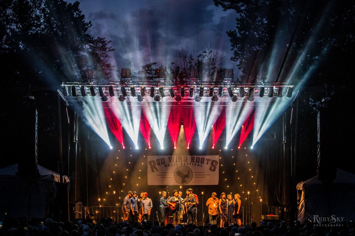 Full Lineup Announced for Fifth Annual Red Wing Roots Music Festival JULY 14 ,15 & 16, 2017