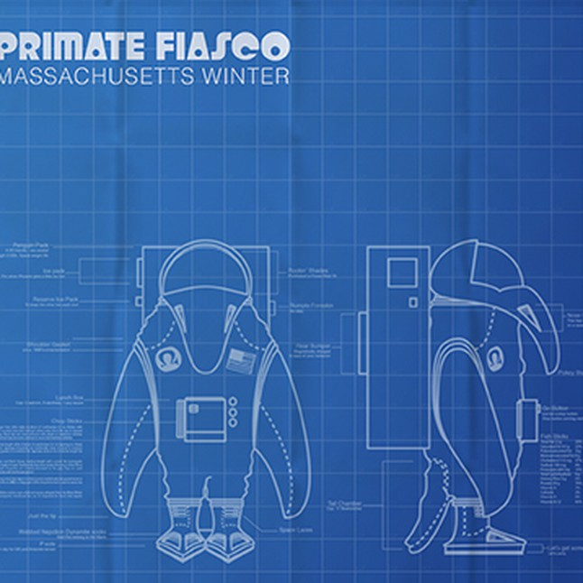 Album Review: Primate Fiasco, Massachussetts Winter