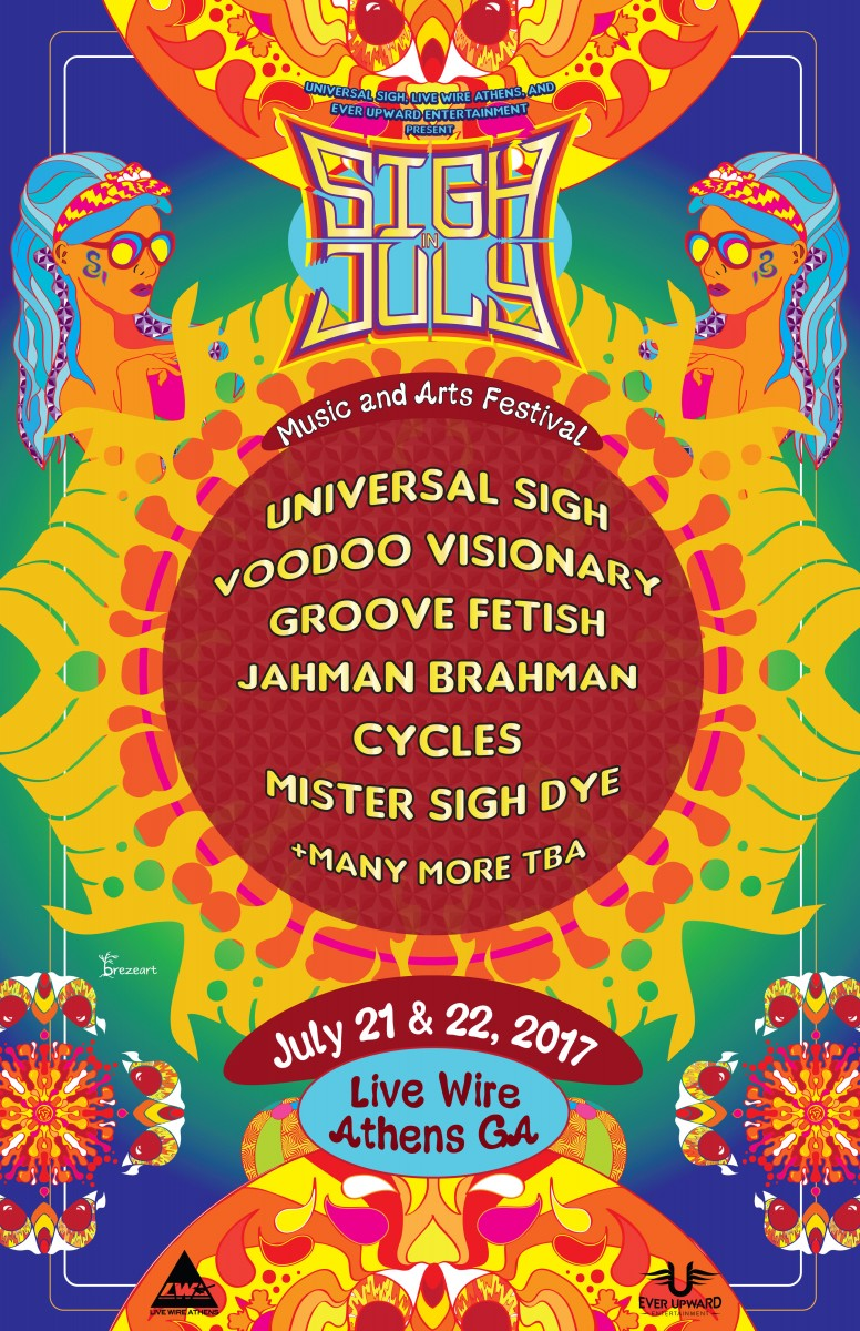 Sigh In July Announces 1 Phase Lineup
