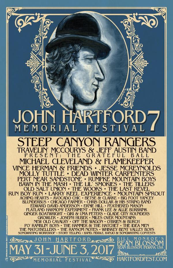 Preview: John Hartford Memorial Festival, May 31-June 1 at Bill Monroe's Music Park & Campground