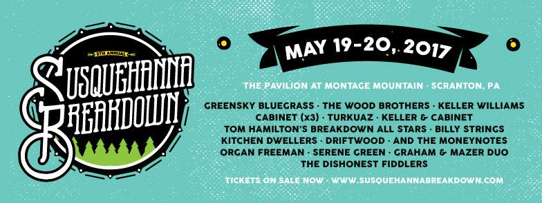 Preview: Susquehanna Breakdown May 19-20 at Montage Mountain