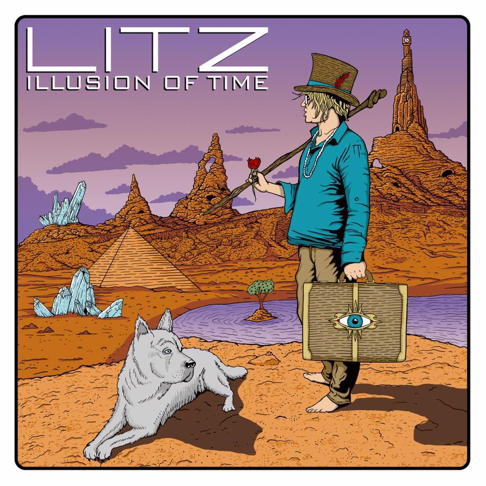 Album Review: LITZ Illusion of Time