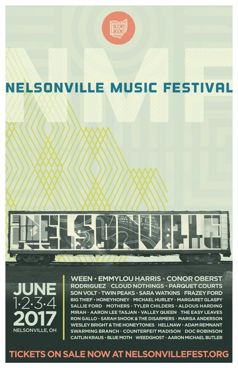 Preview: Nelsonville Festival, Nelsonville, OH, June 1-4, 2017