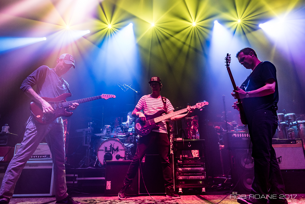 Show Review: Umphrey's McGee and BIG Something at The Orpheum Theater, New Orleans, 4/21/17