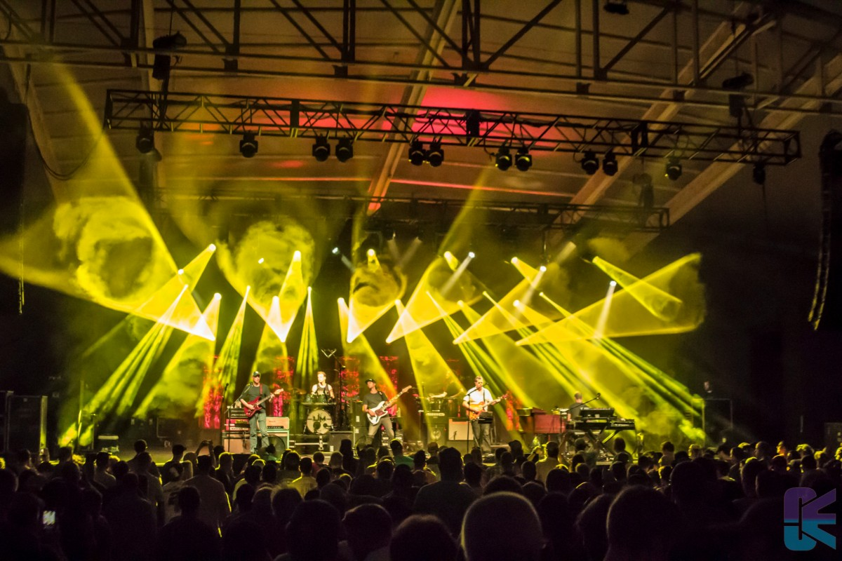 Show Review: Umphrey's McGee and Aqueous at Pier Six in Baltimore 5.19.17