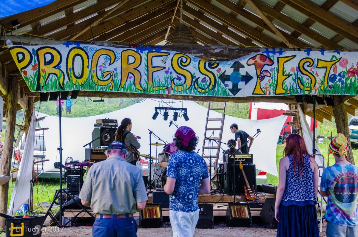 Review: Progress Festival