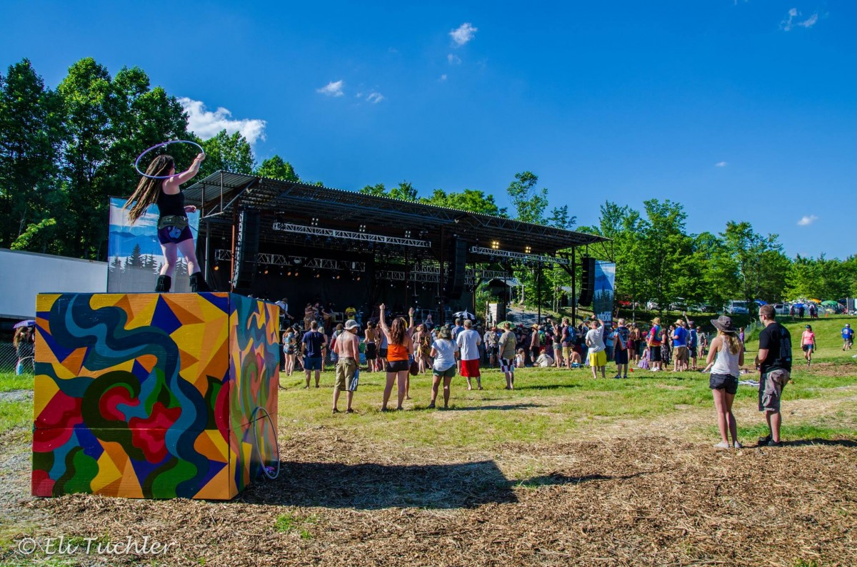 Review: Mountain Music Festival, New River Gorge, WV, June 1-3, 2017