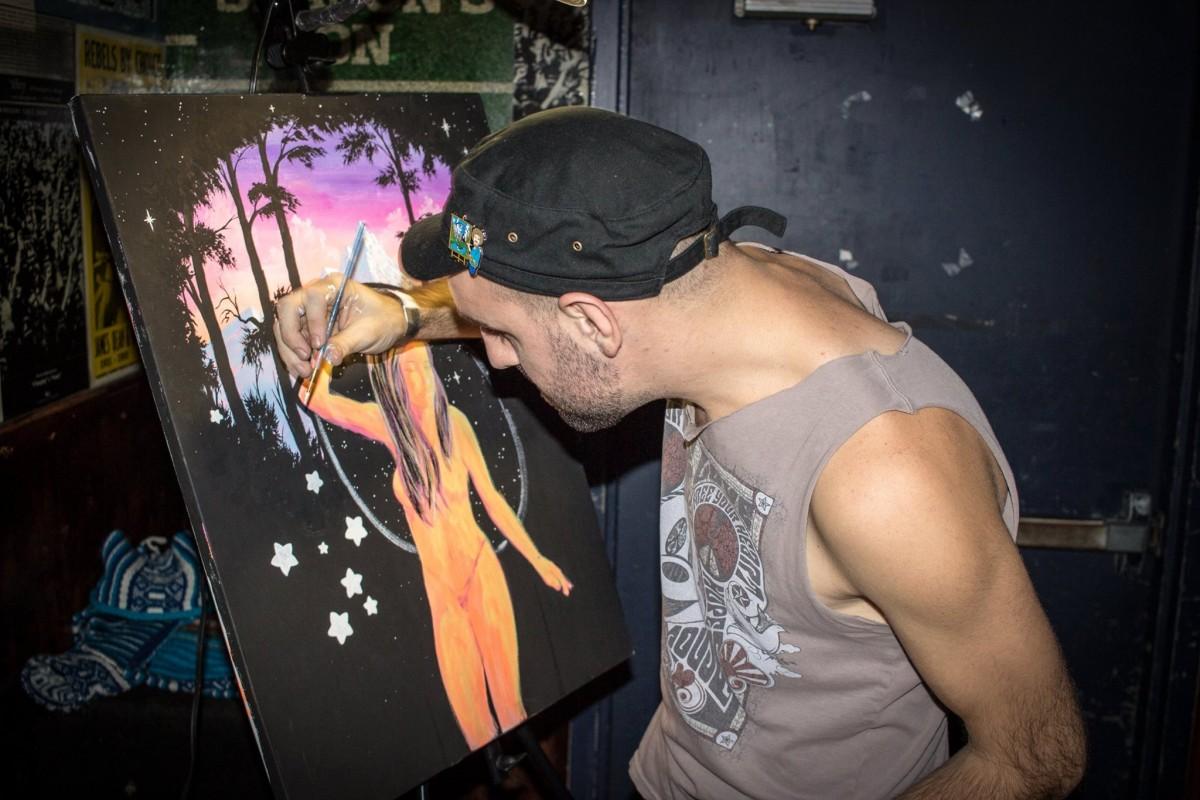 Artist Spotlight: Cosmic Charlie