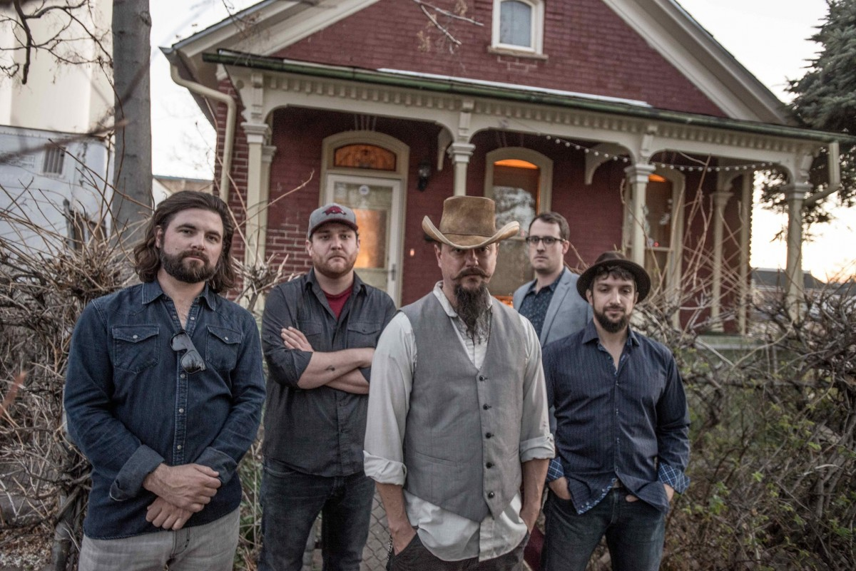 Drunken Hearts Will Steal Your Americana Loving Heart – TONIGHT at Sellersville Theater