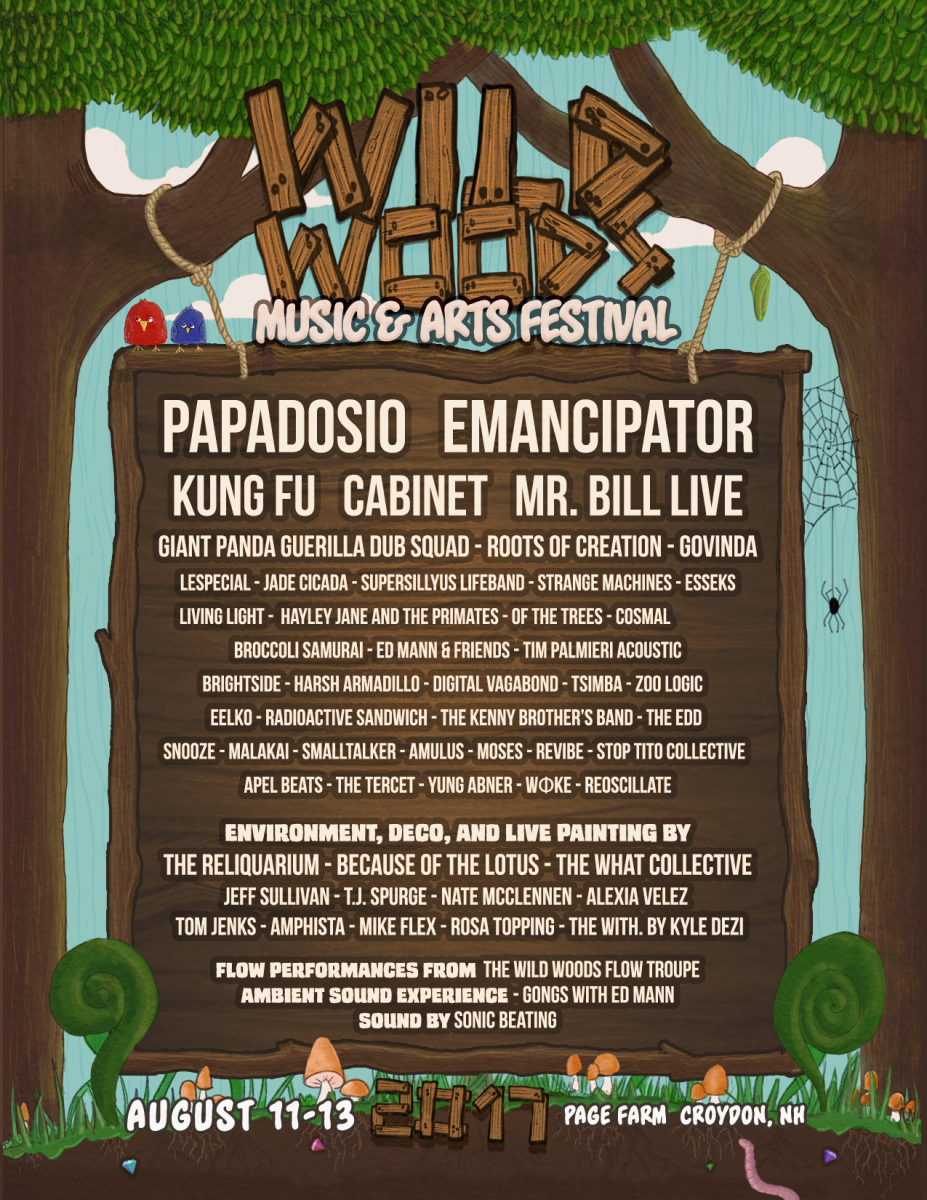 Interview with Ryan Dubois, Director of Wild Woods Festival Aug 11-13, 2017