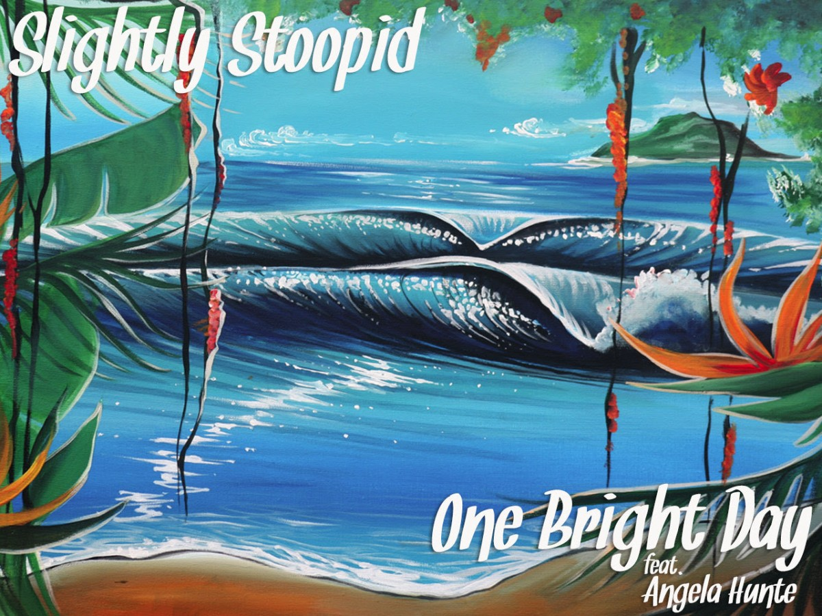 "SLIGHTLY STOOPID ANNOUNCE NEW ANIMATED VIDEO FOR ""ONE BRIGHT DAY"""