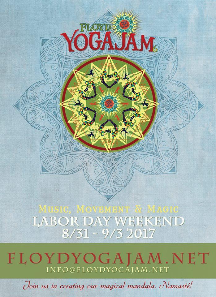 Floyd Yoga Jam Artist Spotlight: MC Yogi