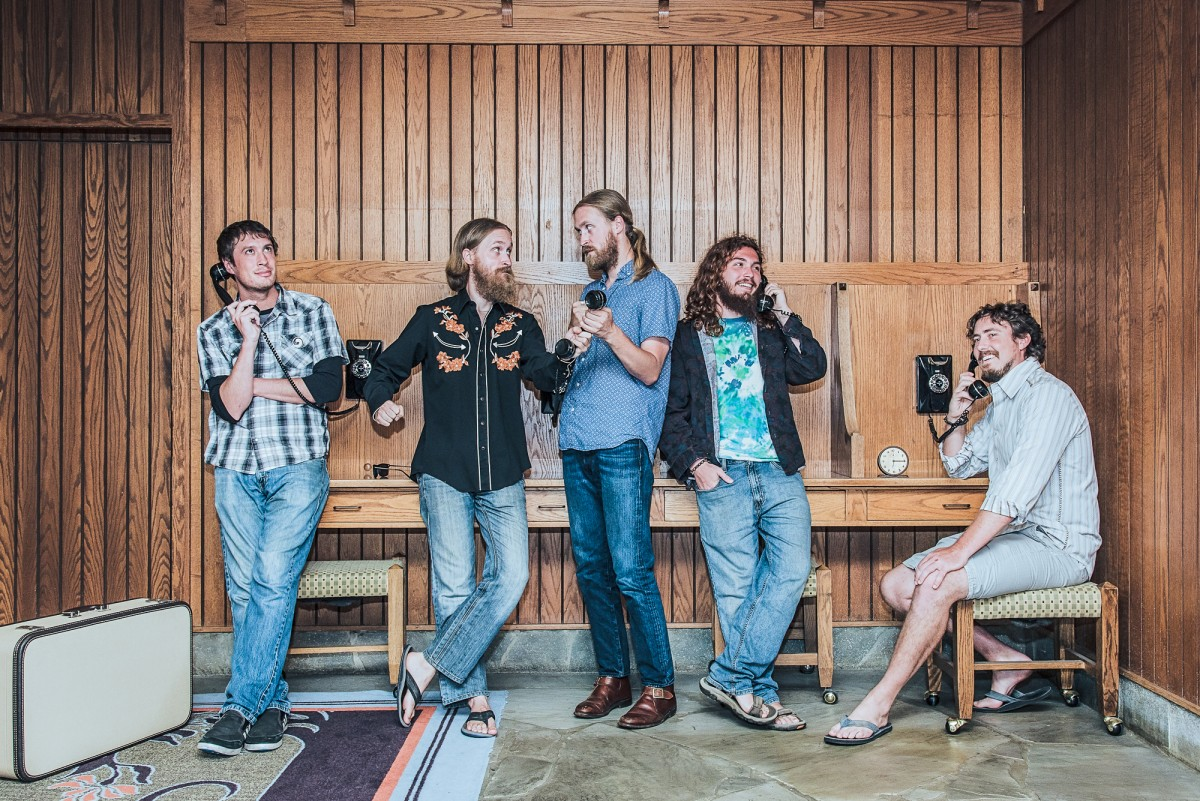 The Freeway Revival Announces Release Of First Full-Length Album, Fall Tour Dates