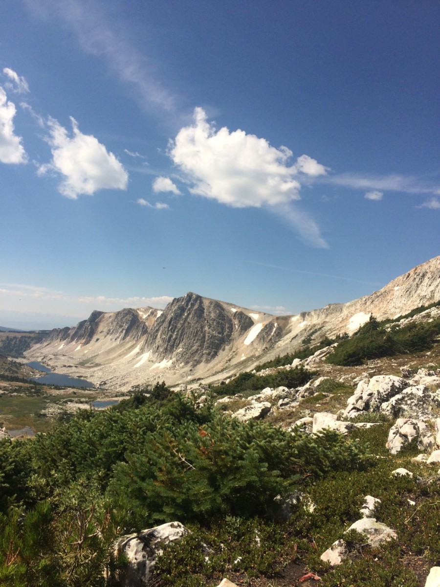 Trail Blog: Medicine Bow National Forest, Wyoming