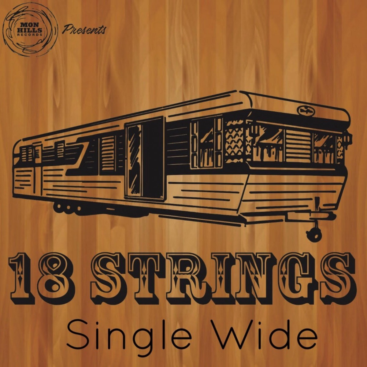 Album Review: 18 Strings, Single Wide