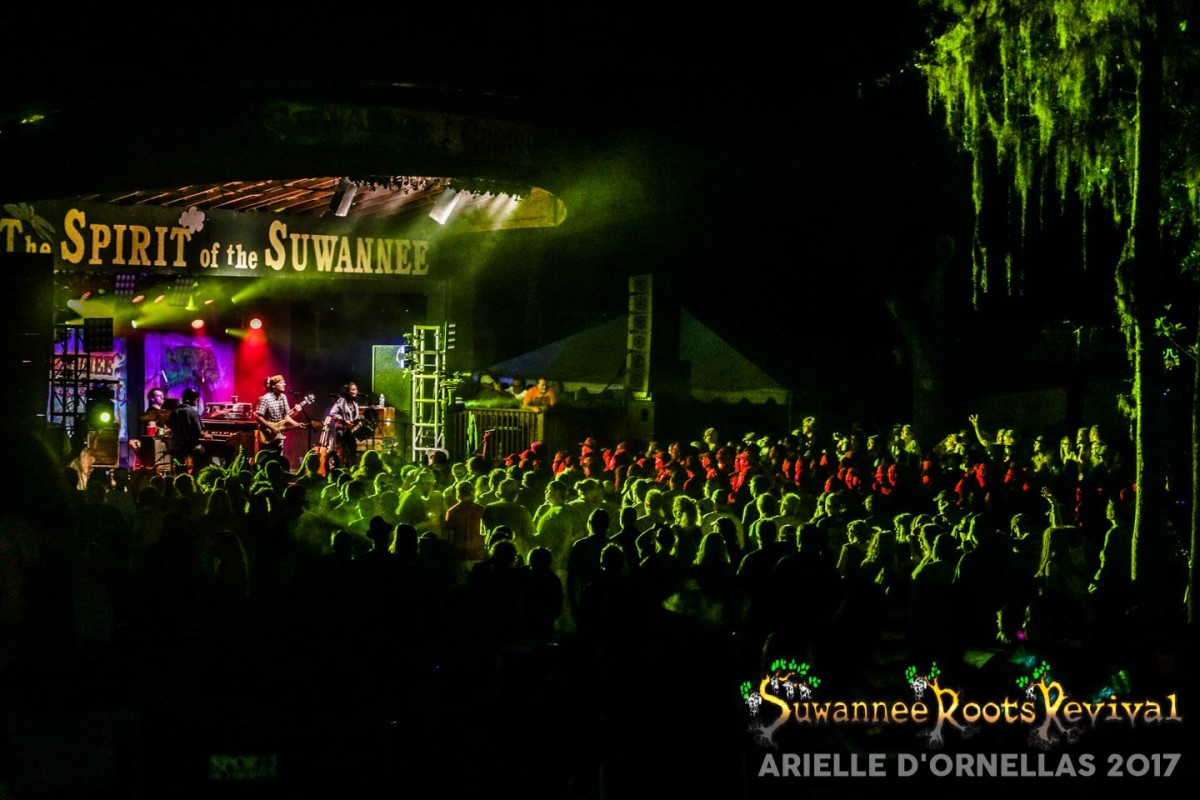Festival Review: Suwannee Roots Revival Oct 12-15, 2017