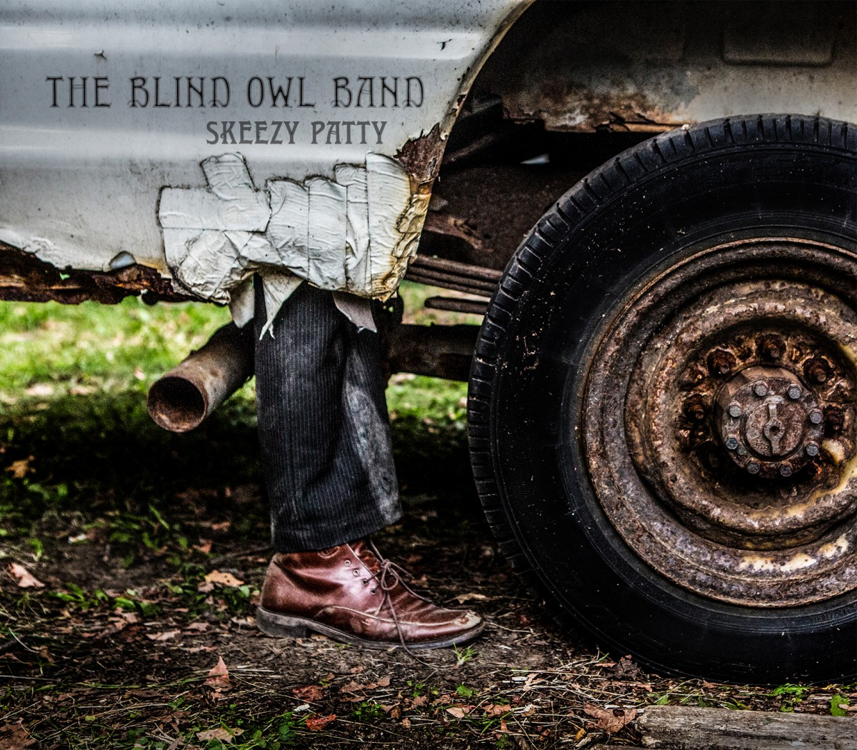 Album Review: Blind Owl Band, Skeezy Patty